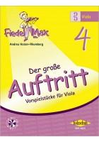 Der große Auftritt 4 Viola (mit CD)