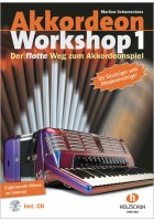 Akkordeon Workshop, Band 1