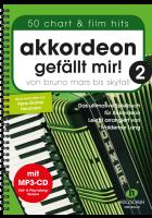 Akkordeon gefällt mir! 2 (mit MP3-CD)