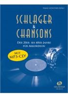 Schlager & Chansons der 20er- bis 40er-Jahre (mit MP3-CD)