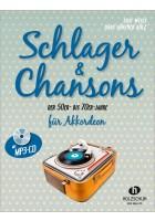 Schlager & Chansons der 50er- bis 70er-Jahre (mit MP3-CD)