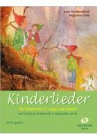 Kinderlieder für Violoncello und Klavier
