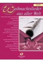 Weihnachtslieder aus aller Welt - Klarinette