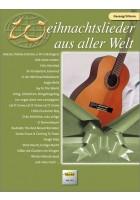 Weihnachtslieder aus aller Welt - Gesang Gitarre