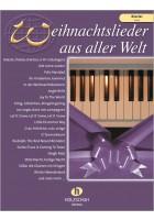 Weihnachtslieder aus aller Welt - Klavier leicht
