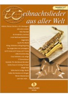 Weihnachtslieder aus aller Welt - Altsaxophon