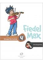 Fiedel-Max 4 Violine - Klavierbegleitung