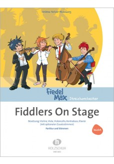 Fiddlers On Stage