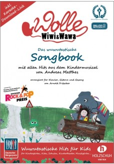 Wolle, Wiwi & Wawa - Das wuwutastische Songbook